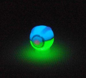 レジンスパーボール光