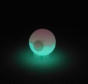 レジンボール光