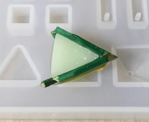 爪楊枝付き三角錐セット