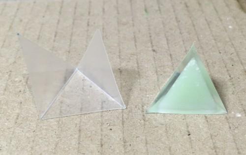 2層三角錐